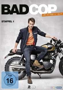 Bad Cop Staffel 1, DVD