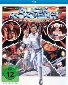 Buck Rogers (Komplette Serie) (Blu-ray), 8 Blu-ray Discs