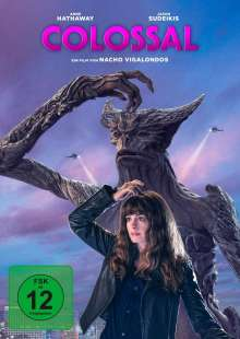 Colossal, DVD