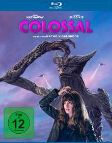 Colossal (Blu-ray), Blu-ray Disc