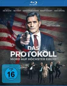 Das Protokoll (Blu-ray), Blu-ray Disc