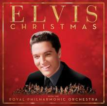 Elvis Presley (1935-1977): Christmas With Elvis And The Royal Philharmonic Orchestra (Deluxe-Edition), CD