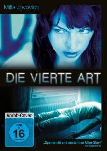 Die vierte Art, DVD