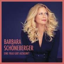 Barbara Schöneberger: Eine Frau gibt Auskunft, CD
