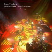 Steve Hackett (geb. 1950): Wuthering Nights: Live in Birmingham, Blu-ray Disc