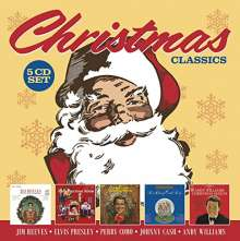 Christmas Classics, 5 CDs