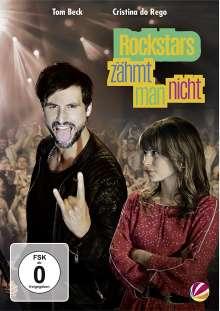 Rockstars zähmt man nicht, DVD