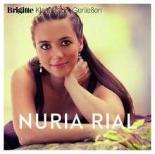 Nuria Rial - Brigitte Klassik zum Genießen, CD