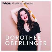 Dorothee Oberlinger - Brigitte Klassik zum Genießen, CD