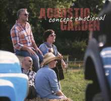 Acoustic Garden: Concept Emotional, CD