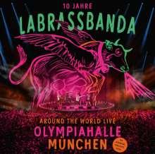 LaBrassBanda: Around The World - Live (180g), 2 LPs