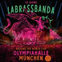 LaBrassBanda: Around The World (Live), CD