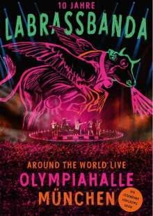 LaBrassBanda: Around The World (Live), Blu-ray Disc
