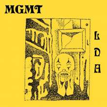 MGMT: Little Dark Age (Explicit), CD