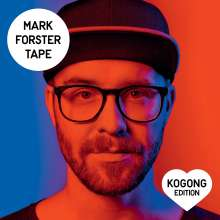 Mark Forster: Tape (Kogong-Version), CD