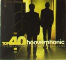 Hooverphonic: Top 40, 2 CDs