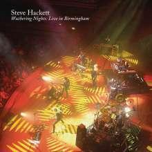 Steve Hackett (geb. 1950): Wuthering Nights: Live In Birmingham, 2 CDs und 1 Blu-ray Disc