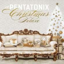 Pentatonix: A Pentatonix Christmas (Deluxe-Edition) (White Vinyl), 2 LPs