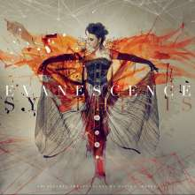 Evanescence: Synthesis (Deluxe-Edition), 1 CD und 1 DVD