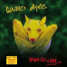 Guano Apes: Proud Like A God (180g) (Limited-Edition) (Yellow Vinyl), LP