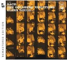 Johann Sebastian Bach (1685-1750): Goldberg-Variationen BWV 988 (Remasterte Version), CD