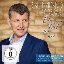 Semino Rossi: Ein Teil von mir (Geschenk-Edition), CD