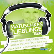 Bayern 3 - Matuschkes Lieblinge Vol. 5, 2 CDs