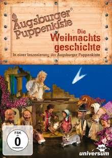 Augsburger Puppenkiste: Die Weihnachtsgeschichte, DVD