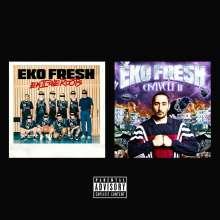 Eko Fresh: Ekaveli 2 / Ek To The Roots 2 (Explicit), 2 CDs