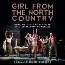 Musical: Girl From The North Country (Original London Cast), CD