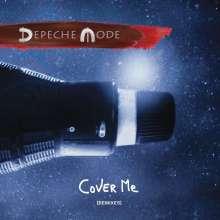 "Depeche Mode: Cover Me (Remixes), 2 Singles 12"""