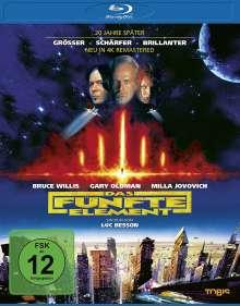 Das fünfte Element (Blu-ray Mastered in 4K), Blu-ray Disc