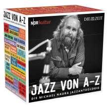 DIE ZEIT-Edition: Jazz von A-Z, 30 CDs