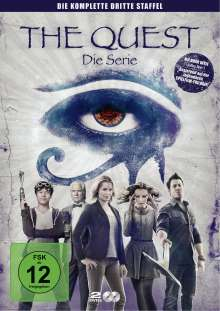 The Quest Staffel 3, 2 DVDs