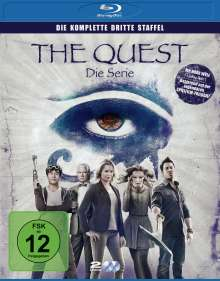 The Quest Staffel 3 (Blu-ray), 2 Blu-ray Discs