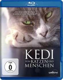 Kedi - Von Katzen und Menschen (Blu-ray), Blu-ray Disc