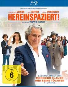 Hereinspaziert! (Blu-ray), Blu-ray Disc