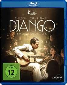 Django - Ein Leben für die Musik (Blu-ray), Blu-ray Disc