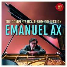 Emanuel Ax - The Complete RCA Album Collection, 23 CDs