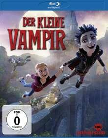 Der kleine Vampir (Blu-ray), Blu-ray Disc