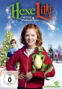 Hexe Lilli rettet Weihnachten, DVD