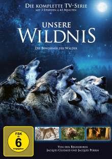 Unsere Wildnis (Komplette TV-Serie), DVD