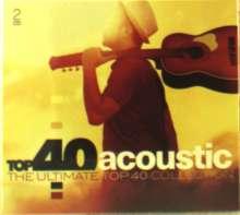 Top 40: Acoustic, 2 CDs