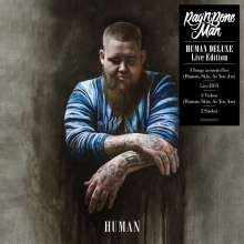 Rag'n'Bone Man: Human (Deluxe-Live-Edition), 2 CDs