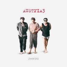Austria 3   (Ambros / Danzer / Fendrich): Zwanzig: Live, CD
