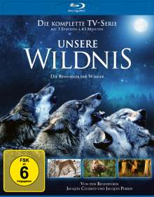 Unsere Wildnis (Komplette TV-Serie) (Blu-ray), Blu-ray Disc