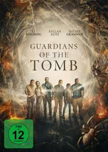 Guardians of the Tomb, DVD