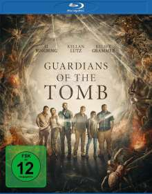 Guardians of the Tomb (Blu-ray), Blu-ray Disc
