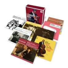 Leonard Rose - The Complete Concerto and Sonata Recordings, 14 CDs