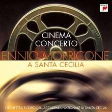 Ennio Morricone (geb. 1928): Cinema Concerto, 2 LPs